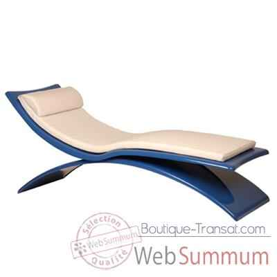 Mobilier art mely sur boutique transat for Transat piscine design