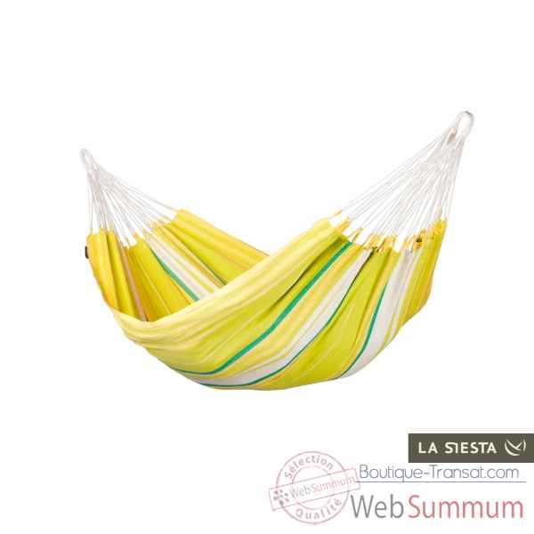 Hamac simple bio colombien islena lemon La Siesta -ISH14-5
