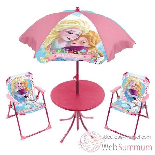Set de camping disney reine des neiges Room studio -709548
