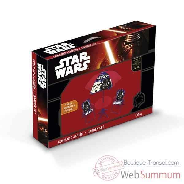 Set de camping star wars 4 pieces Room studio -709468