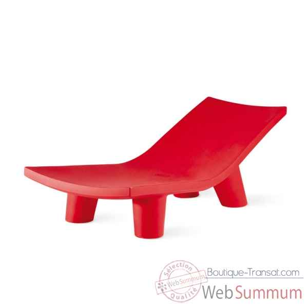 Chaise longue design low lita lounge SD LLL060
